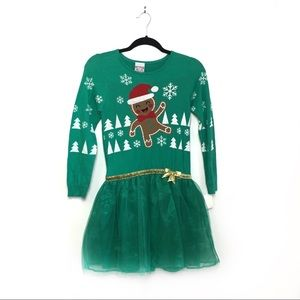 Other - Gingerbread Christmas Tutu Dress
